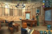 Transfiguration classrom (hogwarts mystery)