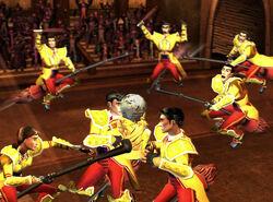 Hiszpańska narodowa drużyna quidditcha