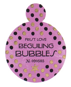First Love Beguiling Bubbles Label