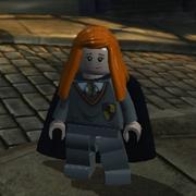 Ginny Weasley LEGO HP1-4