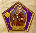 Godric Gryffindor - card POAG