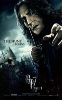 DHf1-Poster OfficialSeverusSnape