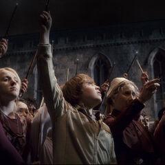 Прощание с Дамблдором