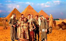 Weasley Wizarding Vacation in Egypt-0