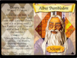 Albus Dumbledore (Trading Card)