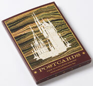 MinaLima Store - The Hogwarts Series - Postcards (Collection 1)