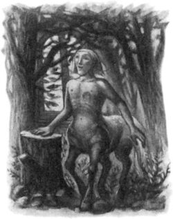 C27--the-centaur-and-the-snake