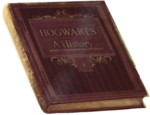 Hogwarts A History from Wizards Unite