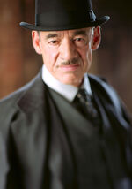 Roger Lloyd Pack as Barty Crouch Sr. (GoF-promo-02)