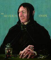 Snape (Jim Kay)