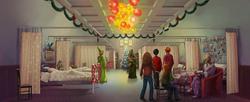 Święta na oddziale zamkniętym