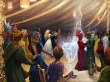 Mariage de Bill Weasley et Fleur Delacour
