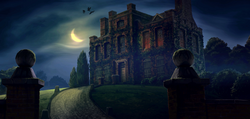 Riddle House Pottermore