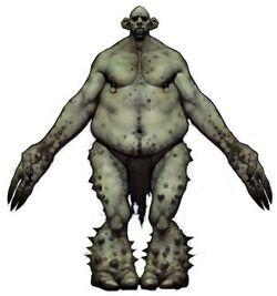 Troll górski 2
