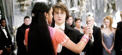 Yule ball dance