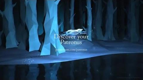 Jk Rowling's patronus Pottermore test