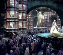 British Ministry of Magic Headquarters