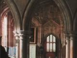 Кабинет мадам Помфри