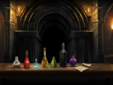 Potion riddle
