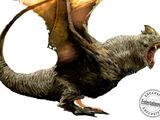 Шведский короткорылый дракон
