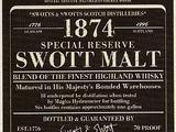 Swott Malt Whisky