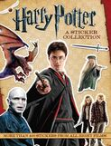 Гарри Поттер Коллекция наклеек Insight Editions Обложка 2011