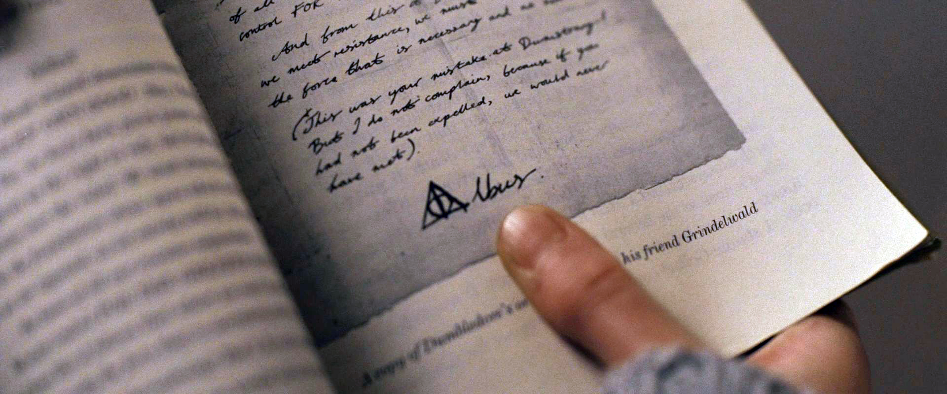 Image dh1 albus dumbledores signature with deathly hallows dh1 albus dumbledores signature with deathly hallows symbolg biocorpaavc Images