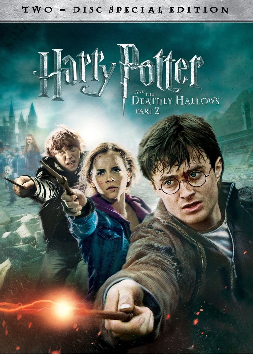 Harry Potter and the Deathly Hallows Part 2 2011 BluRay 720p 1GB Dual Audio ( Hindi – English ) MKV