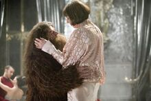 Hagrid i Madame Maxim