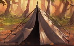 Палатка Перкинса Pottermore