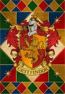 MinaLima Store - Gryffindor House Crest