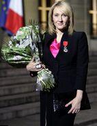 Rowling frenchlegionofhonour