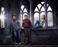 9. Harry Potter, Ron Weasley & Hermione Granger