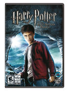 Half-Blood Prince video game PC cover art