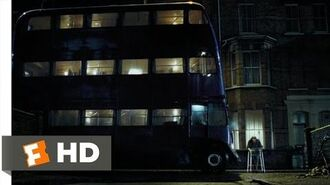 Harry Potter and the Prisoner of Azkaban (1 5) Movie CLIP - The Knight Bus (2004) HD