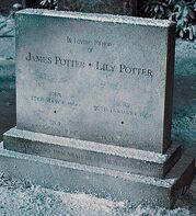 James i lily potter