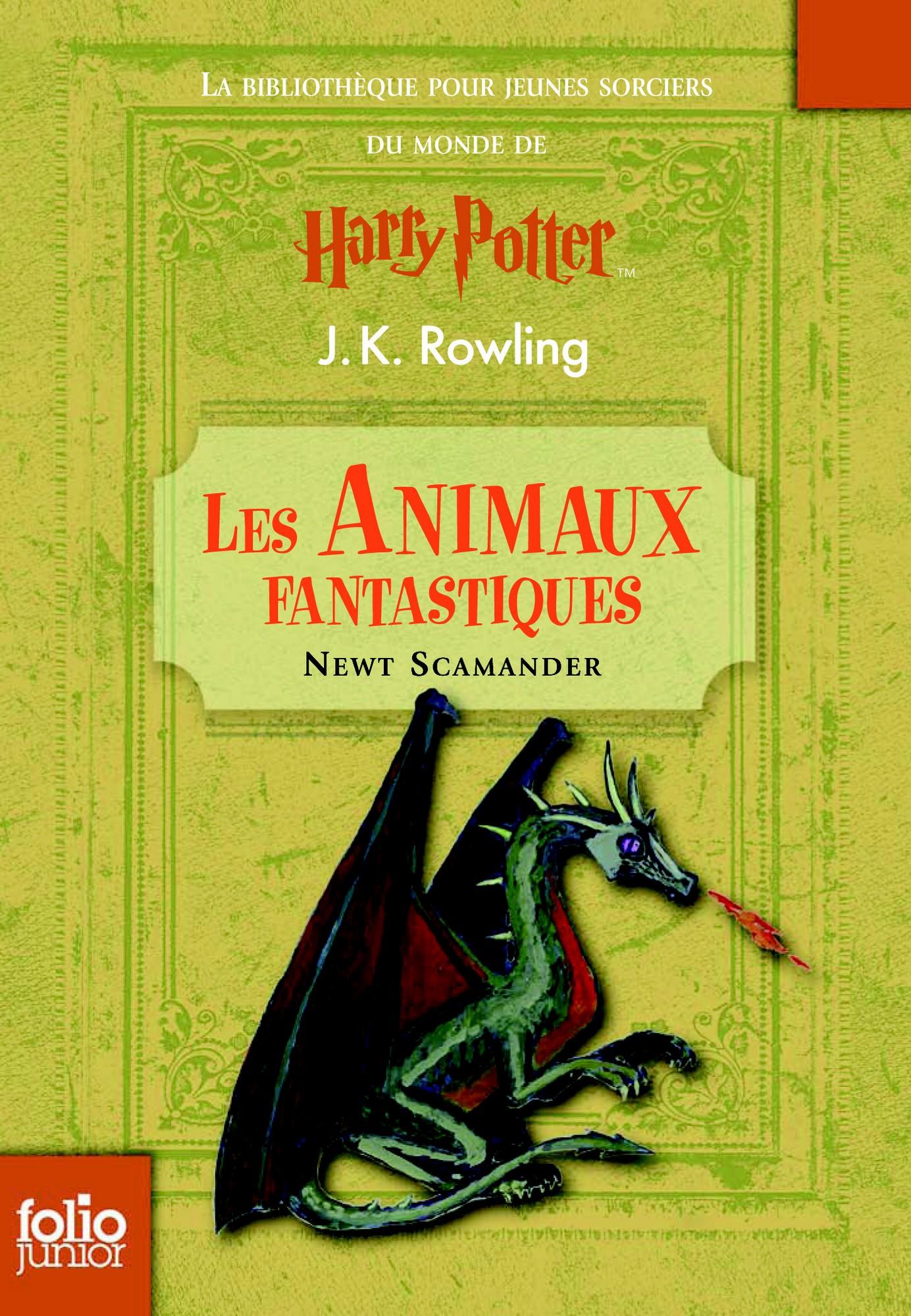 Les Animaux Fantastiques Wiki Harry Potter Fandom