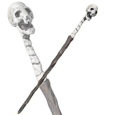 Datei:Death Eater Wand (Skull).JPG