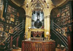 Dumbledore's office UE booklet 1