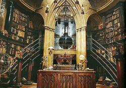 Dumbledore's office UE booklet 1