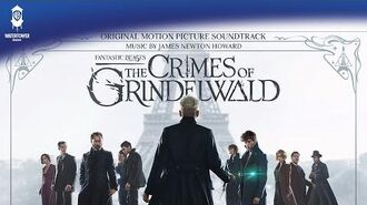 Fantastic Beasts The Crimes of Grindelwald Official Soundtrack Newt Tracks Tina WaterTower