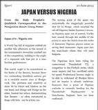 JapanVersusNigeria