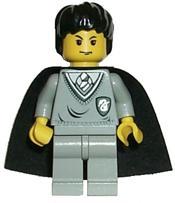 Tom Venster som lego minifigur