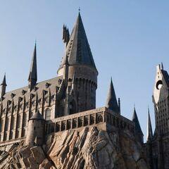 Хогвартс в «Волшебном мире Гарри Поттера»