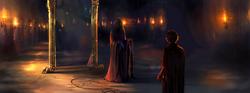 Harry e Voldemort pmr