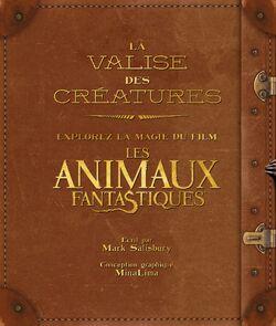 La valise des créatures explorez la magie du film Les Animaux Fantastiques