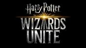 Wizards Unite logo