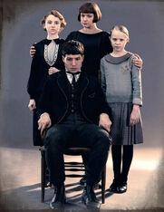 Barebone family