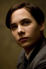 Frank Dillane as Teenage Tom Marvolo Riddle