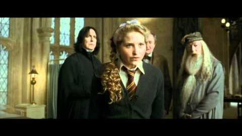 Harry Potter and the Half-Blood Prince - Lavender v.s. Hermione hospital scene (HD)